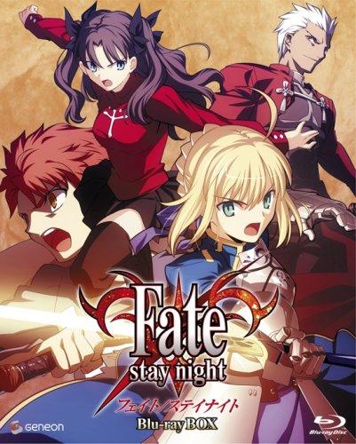 Fate/stay night Unlimited Blade Works Season 1 มหาสงครามจอกศักดิ์สิทธิ์ ซีซั่น 1