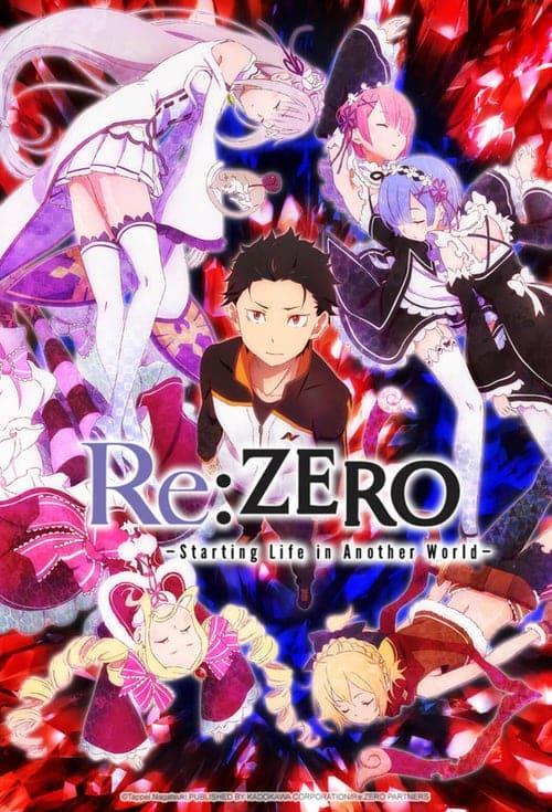 Re:Zero kara Hajimeru Isekai Seikatsu รีเซทชีวิต ฝ่าวิกฤตต่างโลก ตอนที่ 1-25 ซับไทย [จบแล้ว]
