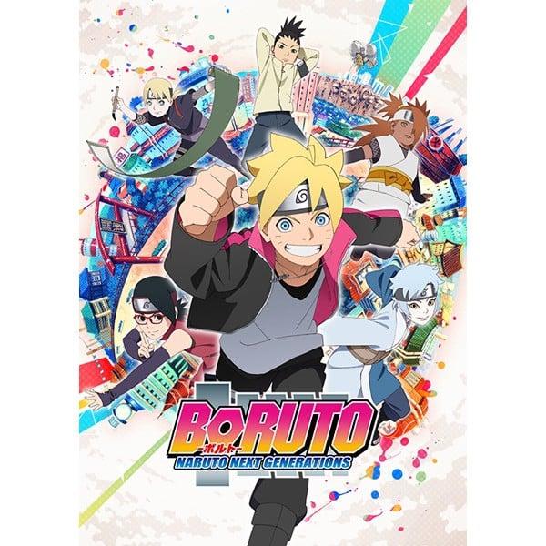 Naruto Next Generations EP1-50