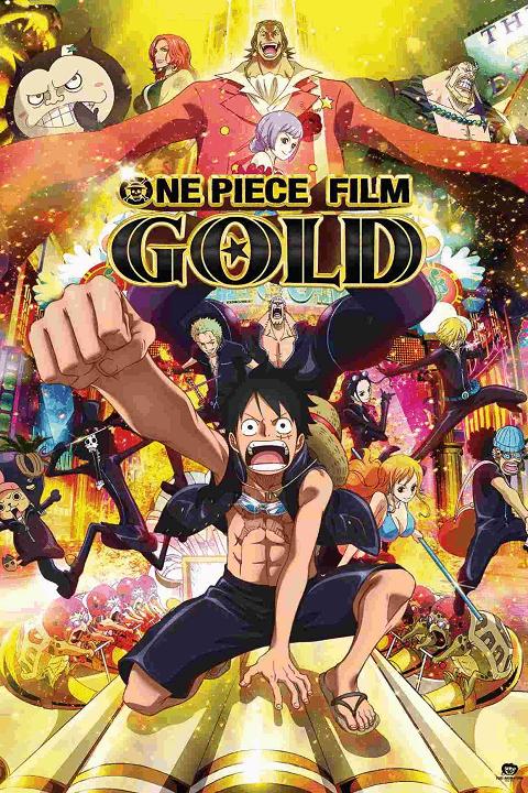 วันพีช เดอะมูฟวี่ 13 – One Piece Film Gold วันพีช ฟิล์ม โกลด์ (พากย์ไทย)