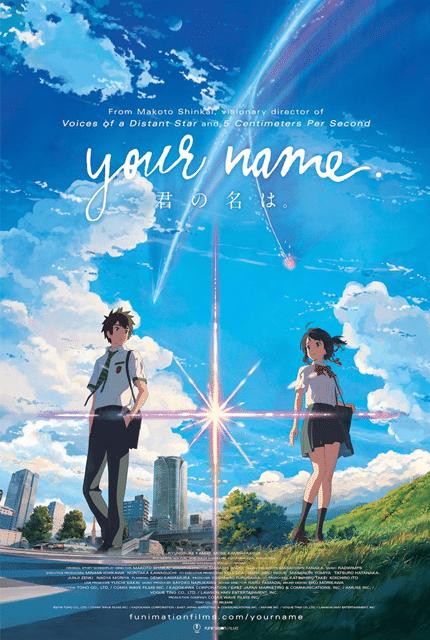 Kimi no Na wa Your Name หลับตาฝัน ถึงชื่อเธอ พากย์ไทย The Movie