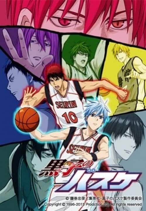 Kuroko no Basket คุโรโกะ โนะ บาสเก็ต (ภาค2) ตอนที่ 1-25 ซับไทย จบแล้ว