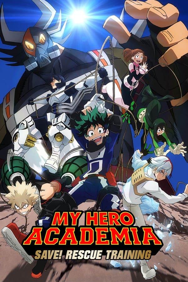 My Hero Academia (ภาค1) ตอนที่ 1-13 ซับไทย (จบแล้ว)