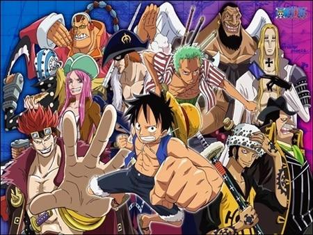 One Piece วันพีช Season 11 – หมู่เกาะชาบอนดี้ พากย์ไทย ตอนที่ 382-407