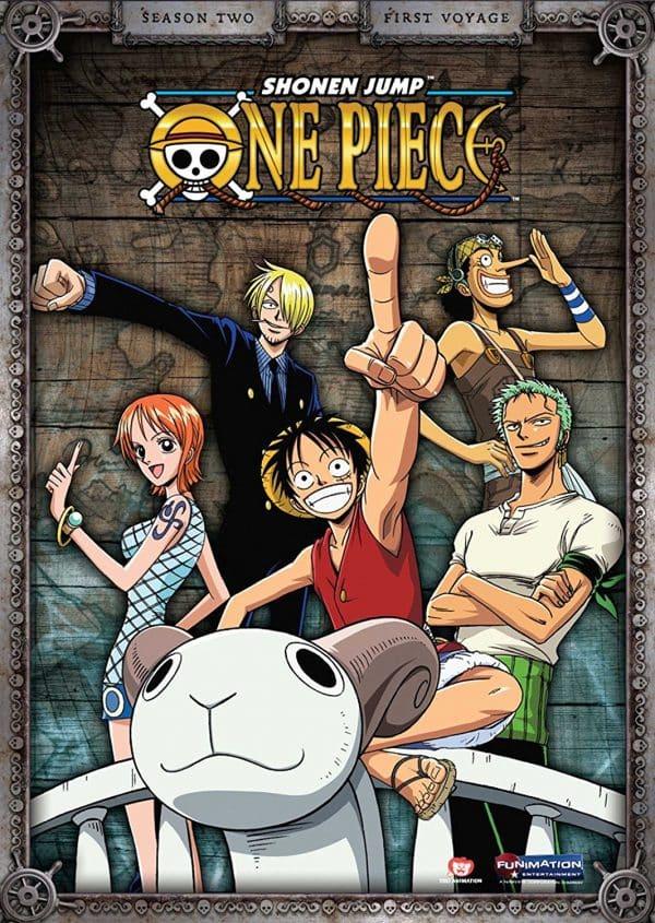 One Piece วันพีช Season 2 – มุ่งสู่แกรนด์ไลน์ พากย์ไทย ตอนที่ 62-77