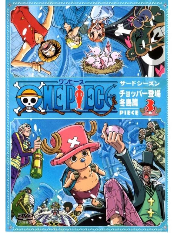 One Piece วันพีช Season 3 – ช็อปเปอร์แห่งเกาะหิมะ พากย์ไทย ตอนที่ 78-91