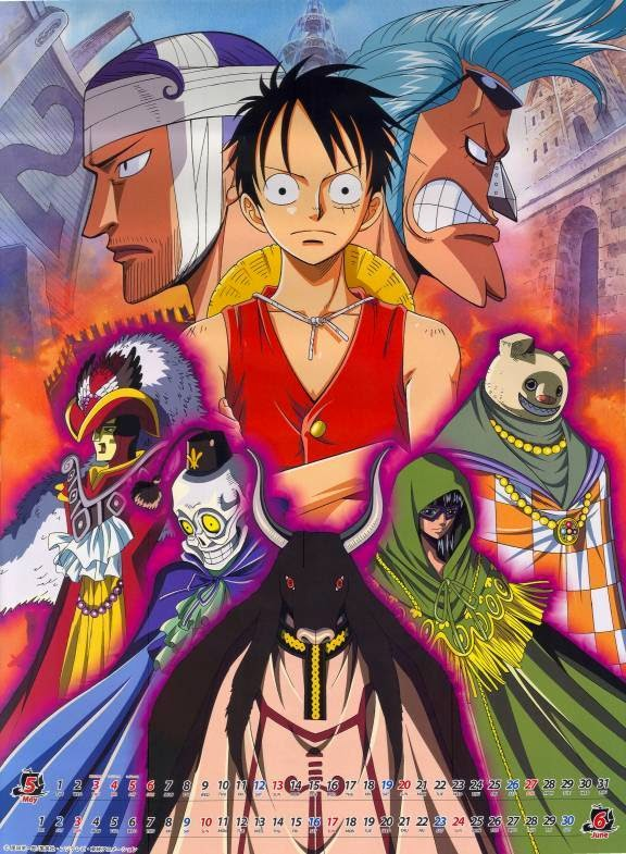 One Piece วันพีช Season 8 – วอเตอร์ เซเว่น พากย์ไทย ตอนที่ 229-263