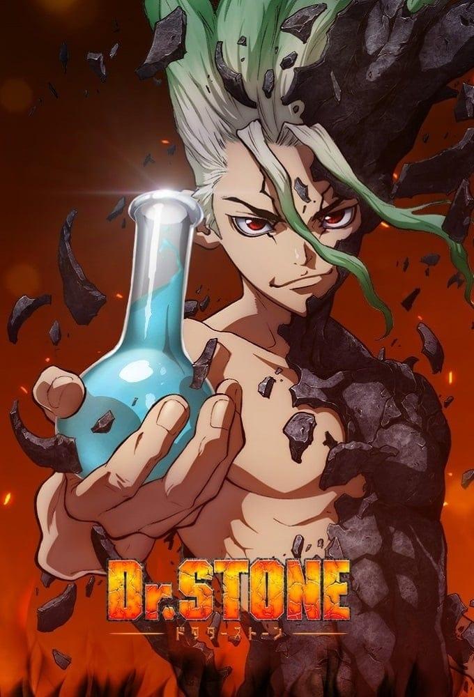 Dr.Stone ด็อกเตอร์สโตน (ภาค1) ซับไทย ตอนที่ 1-24 (จบแล้ว)